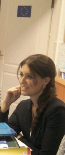 Анастасия Владимировна Аристова