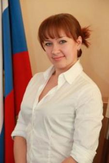 Ольга Михайловна Храпачева