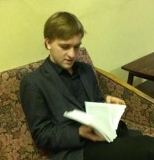Дмитрий Станиславович Парфирьев