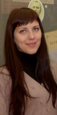 Ангелина Игоревна Яцына