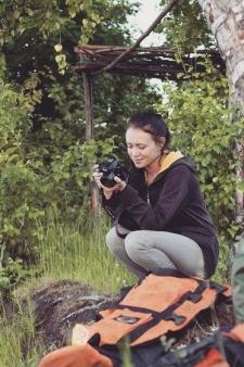Александра Сергеевна Комарова
