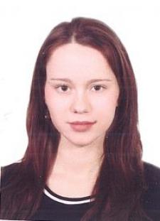 Анна Александровна Ястребова