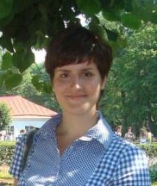 Виктория Андреевна Паничкина