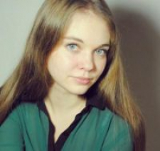 Ольга Ивановна Егорова (Вдовина)
