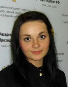 Анна Алексеевна Задорожняя