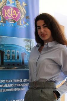 Валерия Дмитриевна Баубатрын