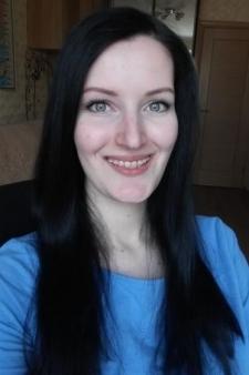 Анастасия Евгеньевна Сысоева