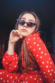 Анастасия Андреевна Хоружина