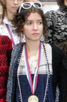 Анастасия Дмитриевна Усанова