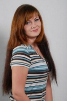 Мария Владимировна Торопова