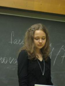 Анастасия Николаевна Могилат