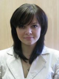 Мария Петровна Юшманова
