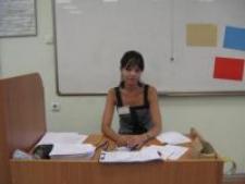 Екатерина Александровна Федулкина