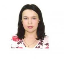 Наталья Викторовна Рыжкова