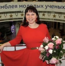 Галина Владимировна Негодина