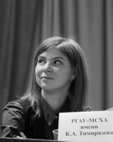 Анастасия Дмитриевна Федулова