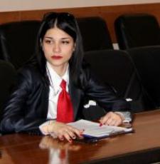 Алина Вадимовна Петряева