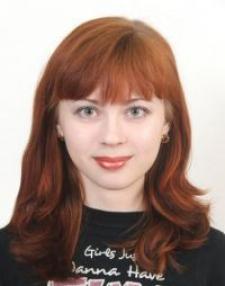 Анастасия Геннадьевна Гладких