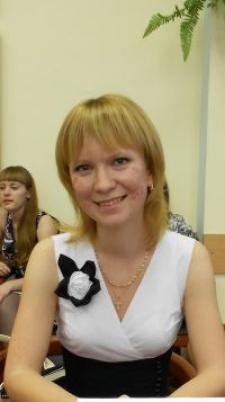 Юлия Владимировна Афанасьева