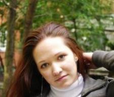 Анна Валерьевна Данилова