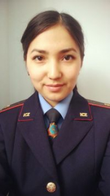 Жанна Жантасовна Исенова