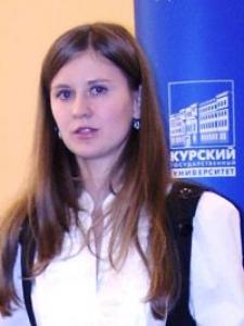 Анастасия Николаевна Еремина