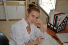 Анастасия Андреевна Хрусталева
