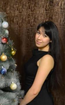 Илина Галимовна Мамбеткулова