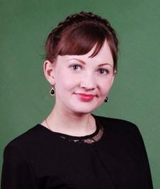 Евгения Сергеевна Лапцова
