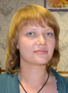 Анна Владимировна Комарова