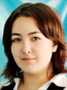 Марина Петровна Теущакова
