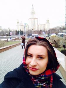 Екатерина Олеговна Шевцова
