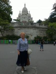Людмила Михайловна Осиновская