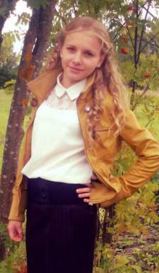 Кристина Владимировна Севостьянова