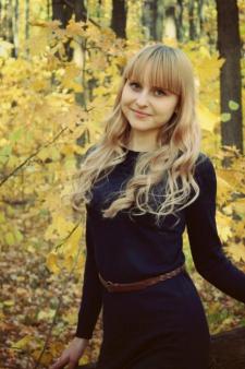 Алина Евгеньевна Беспалова