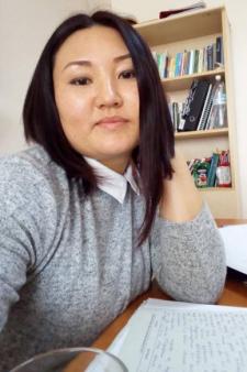 Канышай Галбаевна Муктарова