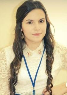 Алина Ариф кызы Ахмедова