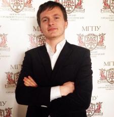 Максим Викторович Кравченко