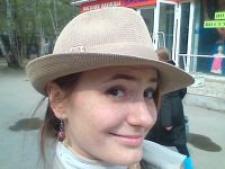 Дарья Николаевна Чердынцева