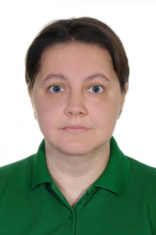 Евгения Юрьевна Никонова