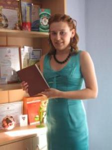 Юлия Маратовна Лаврова