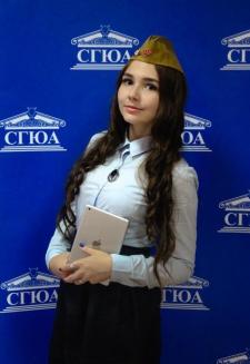Дарья Геннадьевна Степанова