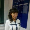 Элякова Изабелла Дамдиновна