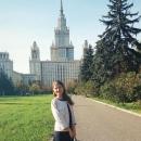 Мордашова Дарья Дмитриевна