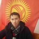 Болгоналиев Азамат Манасбекович