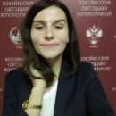 Перезолова Алена Сергеевна