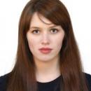 Воробьева Анастасия Евгеньевна